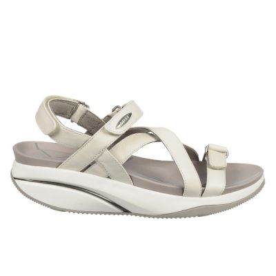 Kiburi W Sandal White