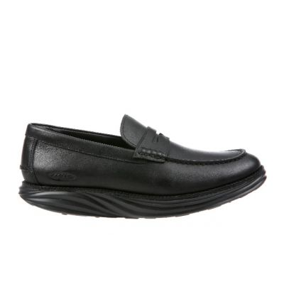 Boston Loafer M Black
