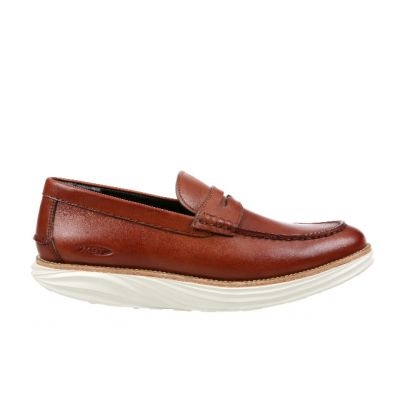 Boston Loafer M Dark Brown