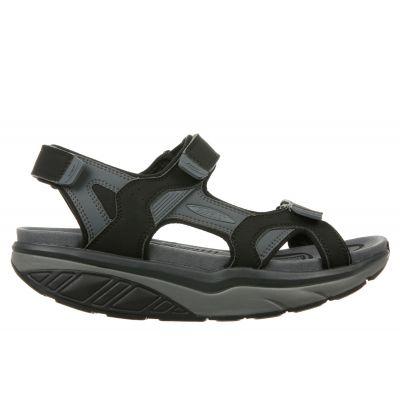 Saka 6s M Sport Sandal Black/Charcoal grey