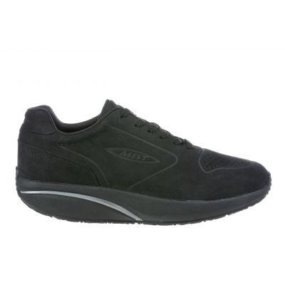 Sneakers Donna Classic 1997 Nubuck Nero