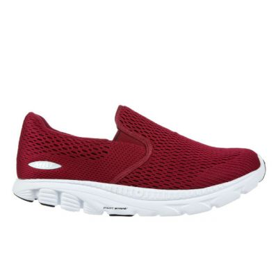 Chaussures de sport Femme Speed 17 Slip On vin