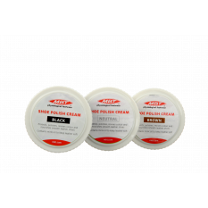 Shoe Polish Cream 45G BLACK