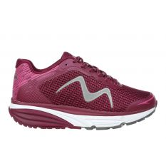 Colorado 2 Plum Woman Trainers