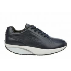 MBT 1997 Navy Leather Woman Trainers