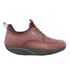 Pate Mauve Pink Leather Woman Shoes