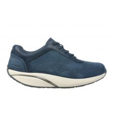 Taita Nubuck Blue Woman Trainers